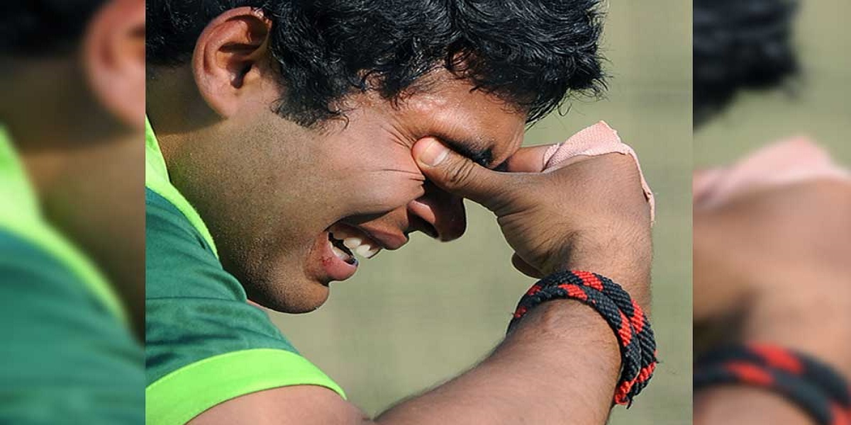 Umar Akmal need prayers from his fans for his strong comeback