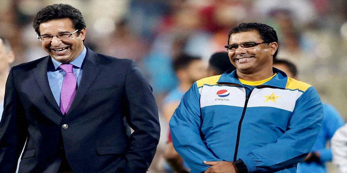 Waqar Younis names Wasim Akram for Pakistan's head coach