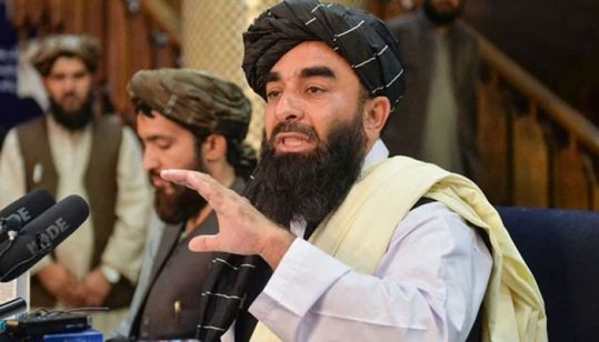 Afghan Govt condemns the human rights violations in IoK: Taliban Spokesman