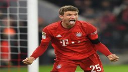 'A disgrace' - Mueller apologises to Bayern fans for 5-0 cup thrashing
