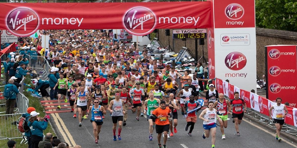 Virgin Money London Marathon featured 30 records