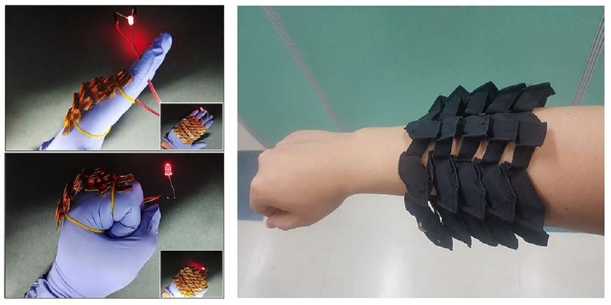 Stretchable Battery that bends like snake developed in Korea