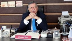 Shaukat Tarin