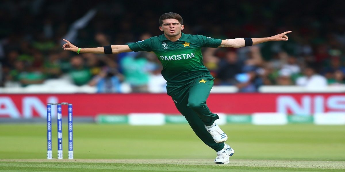 Shaheen Shah Afridi spends quality time with family