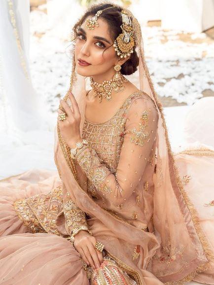 Maya Ali gharara