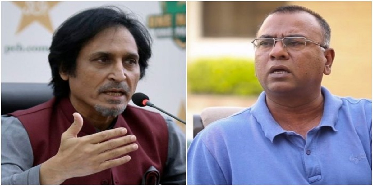 Ramiz Raja lashes out at Basit Ali for calling him Rambo