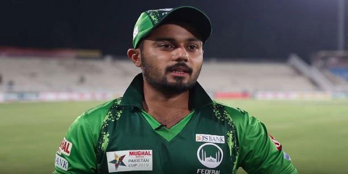 Saud Shakeel will lead Pakistan team for Sri Lanka tour