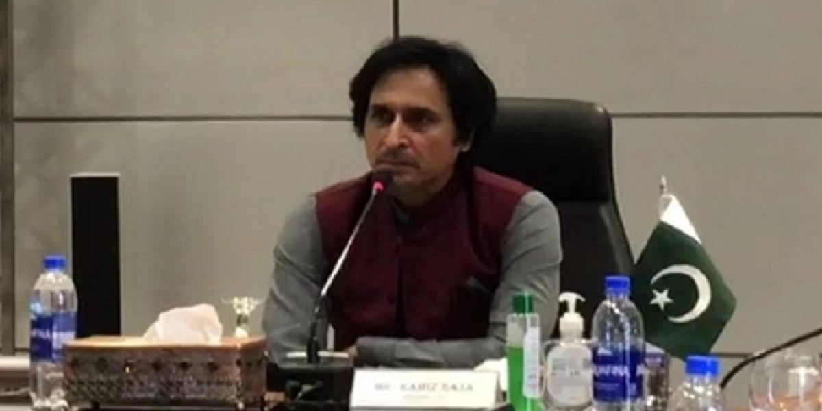 Ramiz Raja interacts with domestic cricketers to share his vision