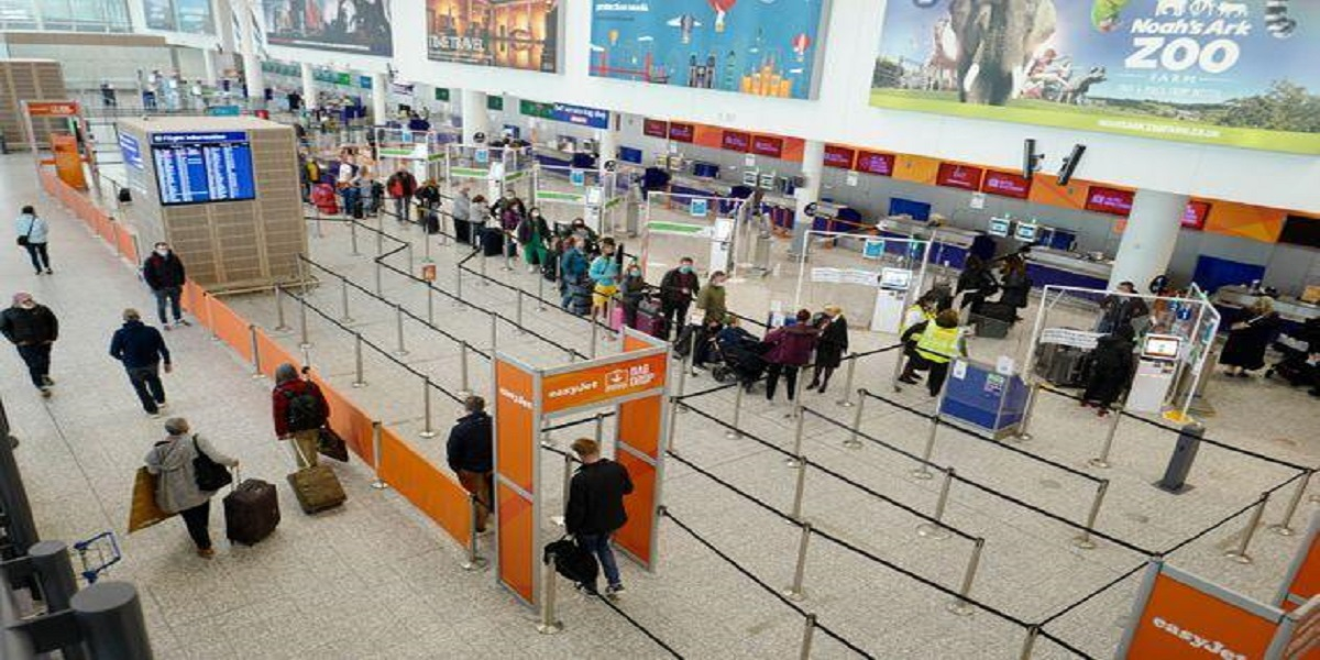 Government reduced seven countries red list travel