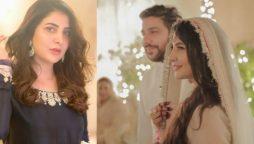 Areeba Habib wedding preprations