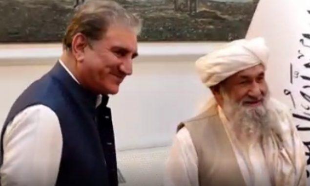 Qureshi Afghan interim PM