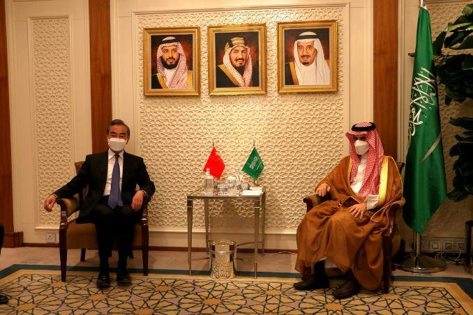 China and Saudia FM