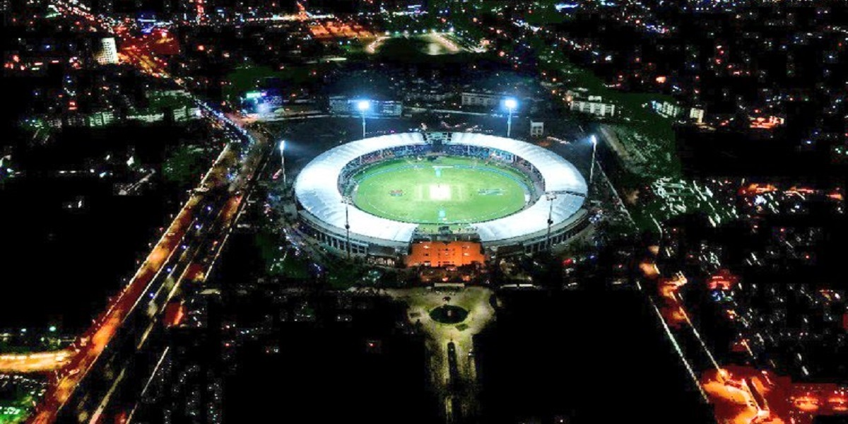 Ramiz Raja building a Five-Star hotel near National Stadium Karachi