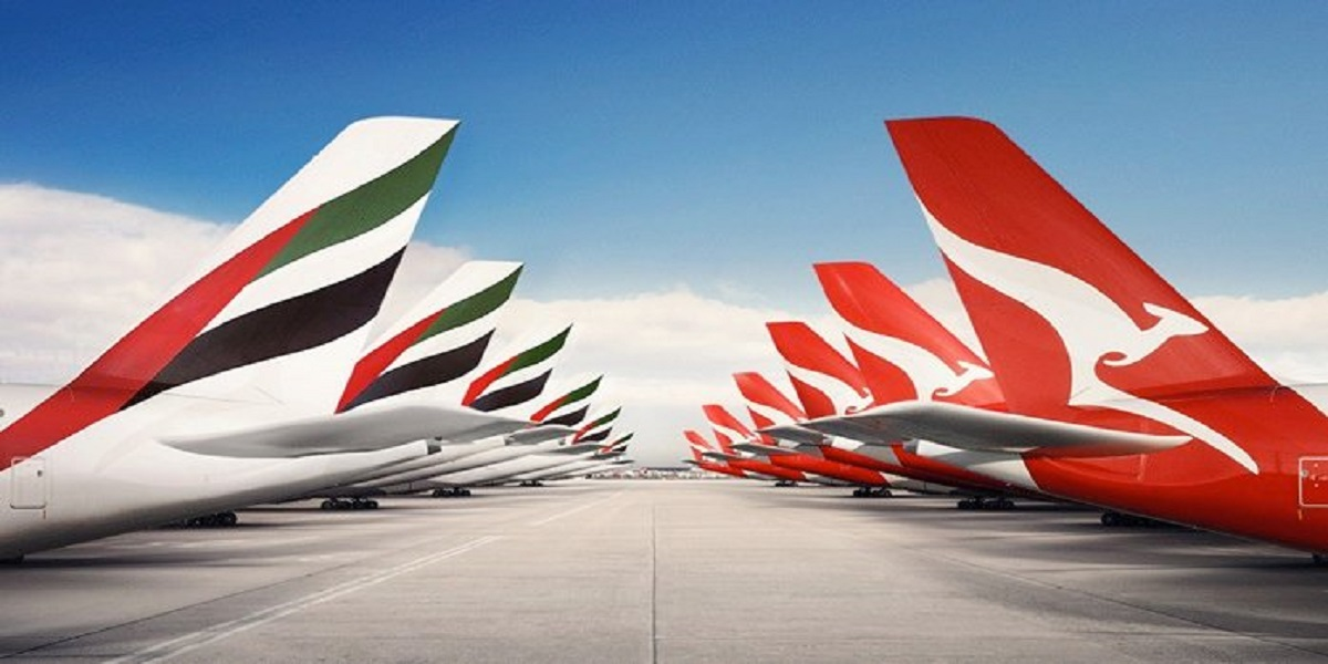 Qantas extends partnership with Emirates for further five years