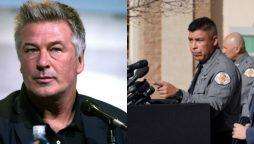 Press conference about the criminal investigation involving Alec Baldwin