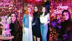 Celebrities at Yashma Gill's epic birthday party, see photos
