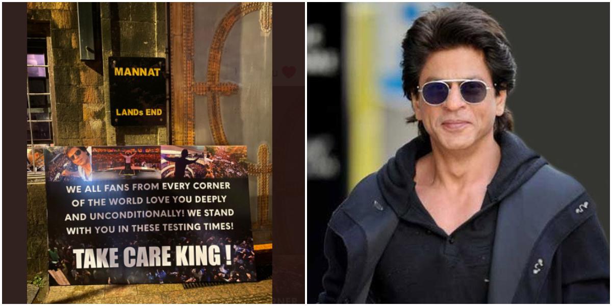 Shah Rukh Khan's fans
