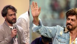 Waqar Zaka advises Shahrukh Khan to leave India