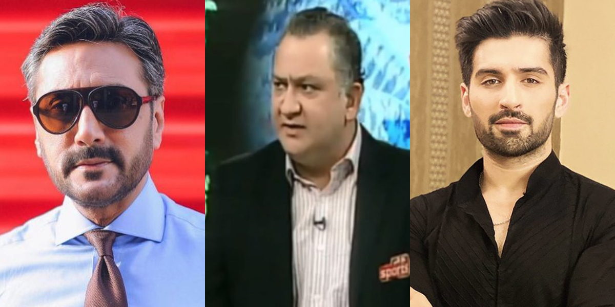 Celebrities condemn Nauman Niaz's behavior towards Shoaib Akhter