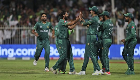 T20 World Cup 2021: Pakistan look to continue winning streak against spin-heavy Afghanistan
