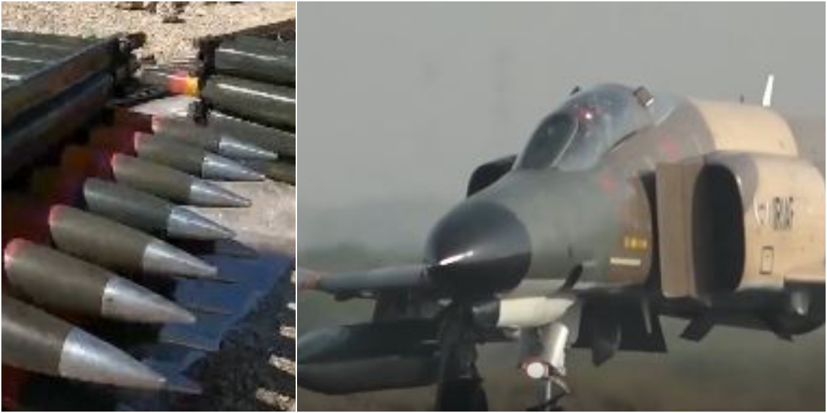 Iran begins air defense drills in central region: report