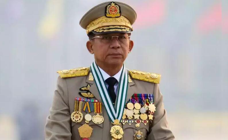 Myanmar junta chief excluded from summit: ASEAN