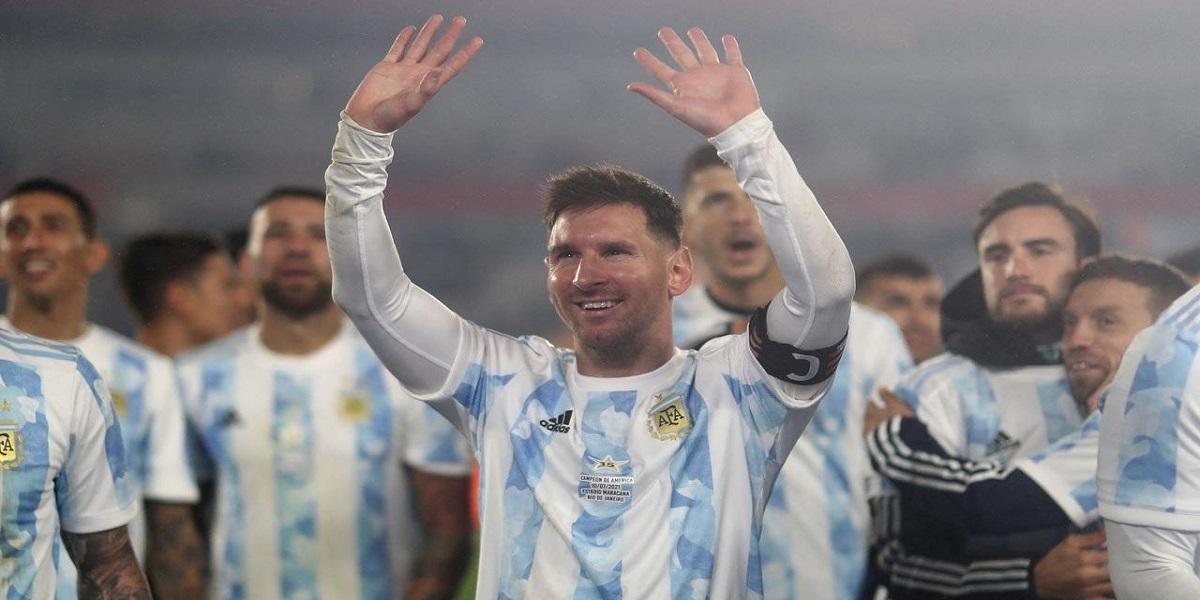 Messi praises 'improving' Argentina as Qatar beckons