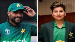 Mohammad Amir proposes help to Nida Dar after she got scammed