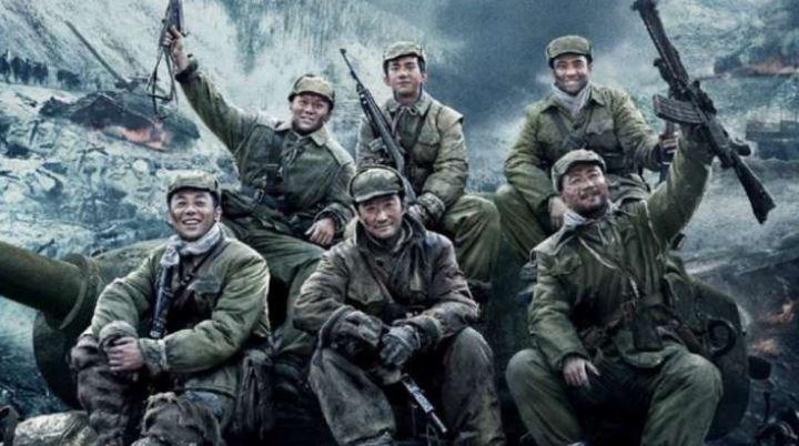 Patriotic Chinese blockbuster The Battle at Lake Changjin