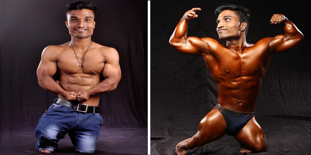 Indian bodybuilder has been declared the worlds smallest