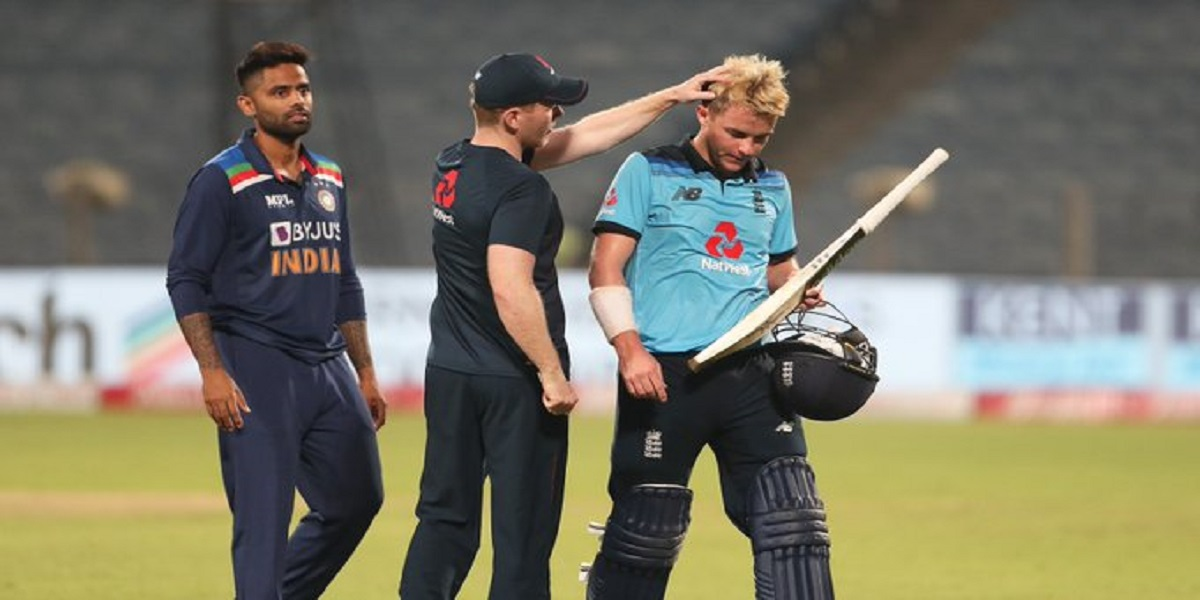 Sam Curran is out from the T20 World Cup 2021