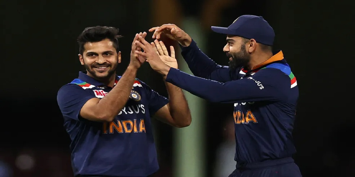 Shardul Thakur gets into India's T20 World Cup squad