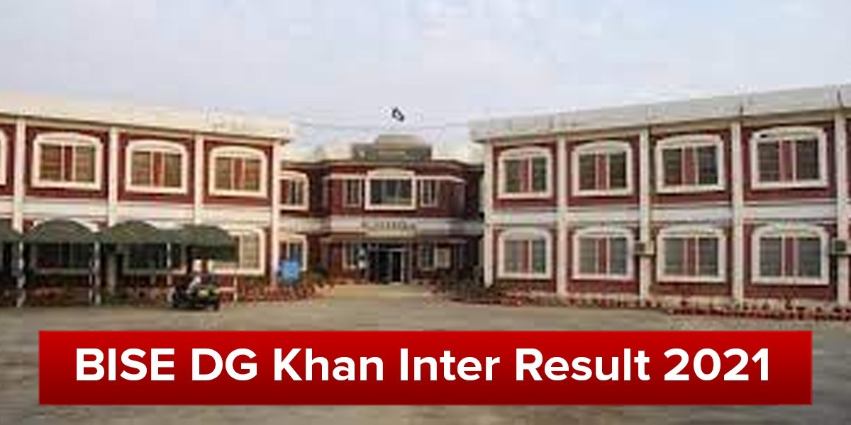 DG khan inter results 2021