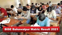 BISE Bahwalpur matric results 2021