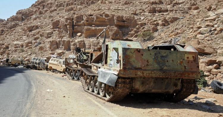 Yemen fights