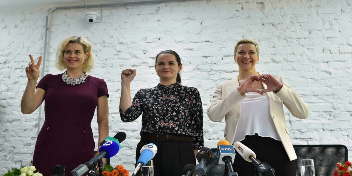 Nobel Peace Prize buzz for press freedom, Belarus and Greta