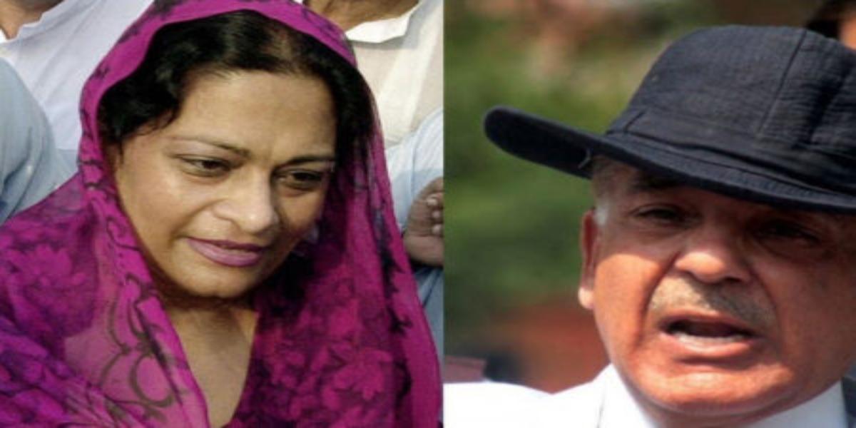 Shahbaz Sharif's wife Nusrat Shahbaz indicted in money laundering case