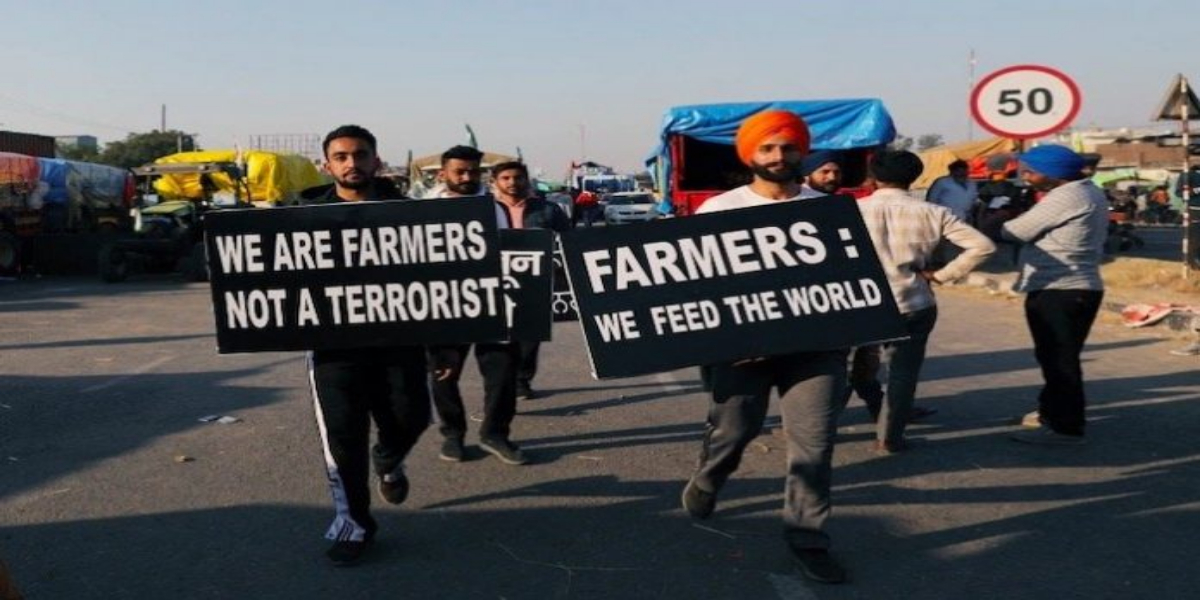 Indian minister's son crushes three farmers to death