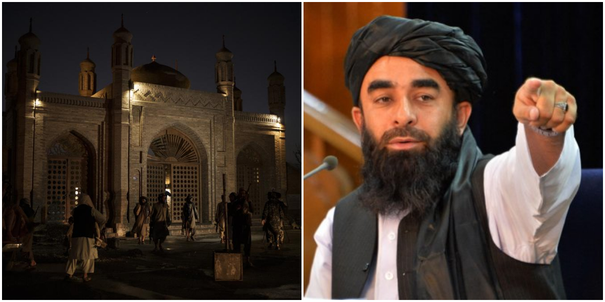 Taliban raid suspected IS hideout, kill several insurgents after bombing in Kabul