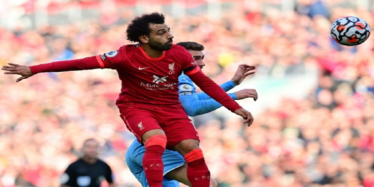 In-form Salah adjusts sights to World Cup as Egypt aim for top