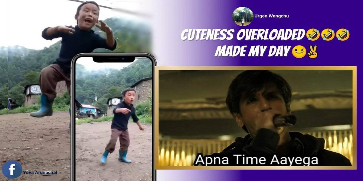 Arunachal boy raps Gully Boy song 'Apna Time Aayega', video goes viral