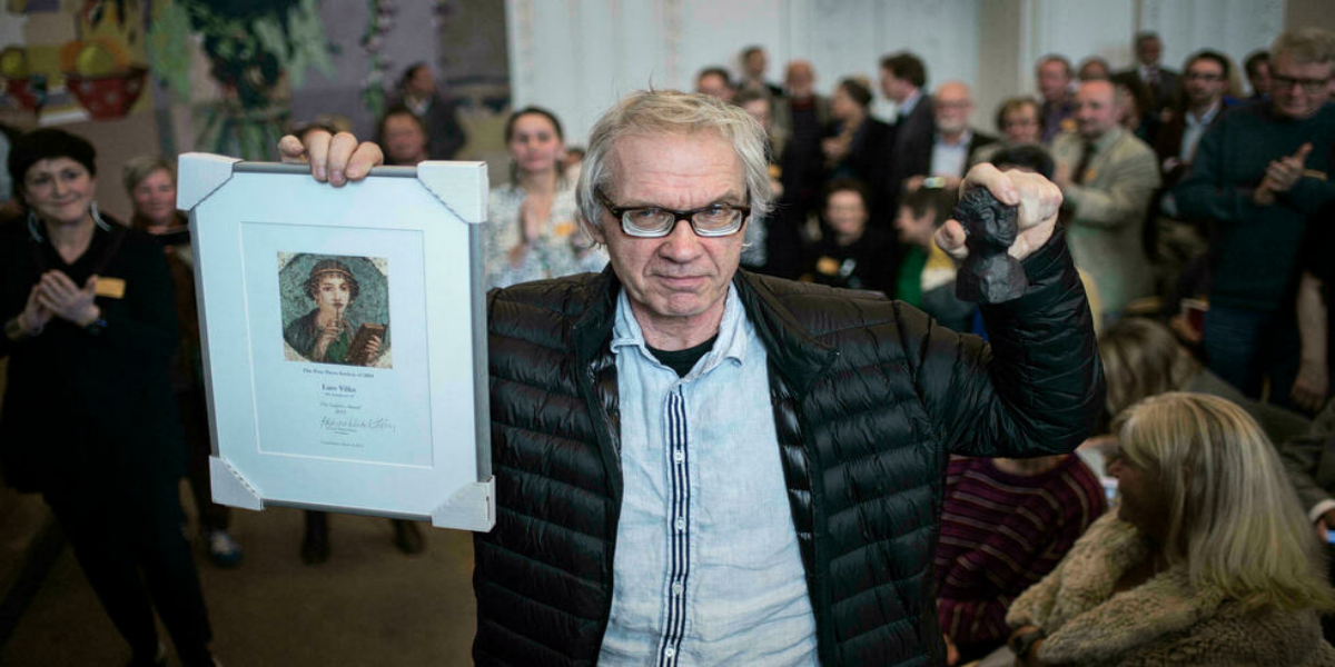 Swedish cartoonist known for blasphemous sketches killed in car accident