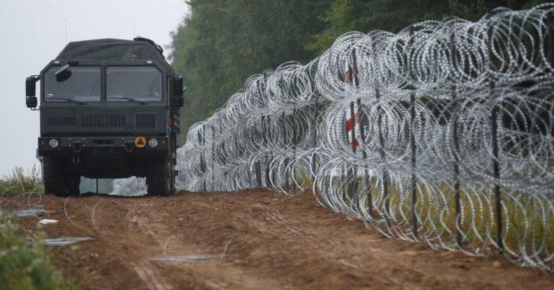 belarus border