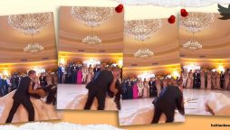 Falling in love is real: Couple special moment came with a hilarious climax