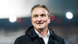 Feyenoord GM resigns amid threats 'fearing for family'