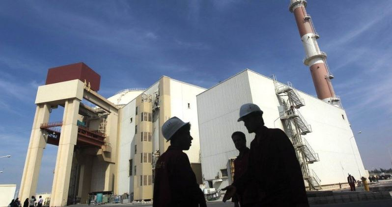 iran nuclear project is completely peaceful