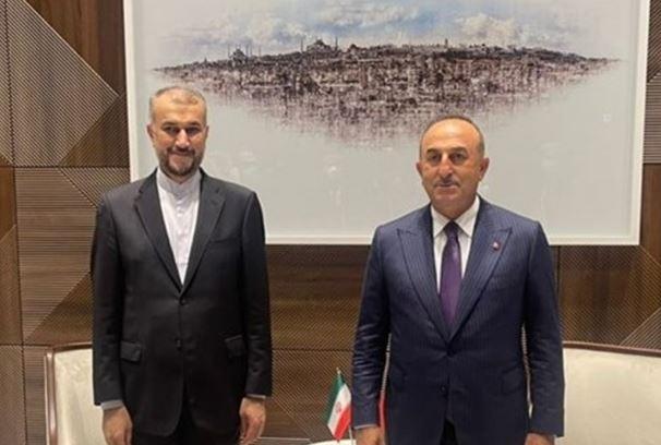 Iran Turkey FM