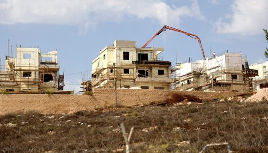 FILES-PALESTINIAN-ISRAEL-CONFLICT-SETTLEMENTS
