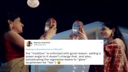 Karwa Chauth advertisement portraying a same-sex pair elicits comments