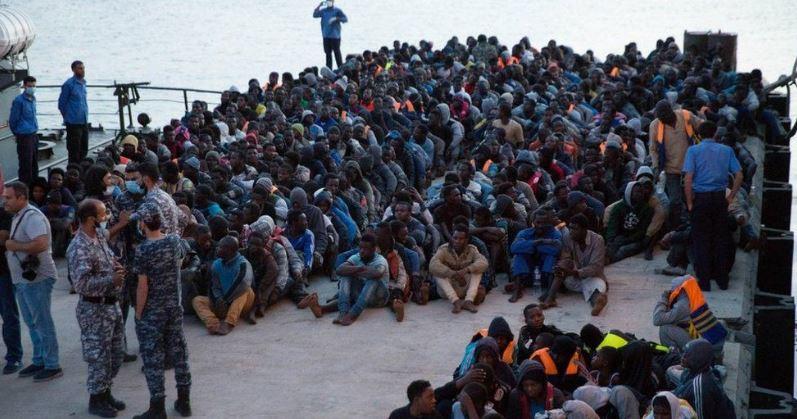 libya migrant crisis